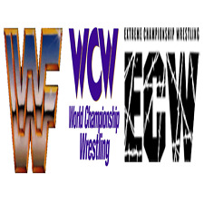 Select Your Pay Per View PPV: WF/E, WCW, ECW & More (Full DVDs)