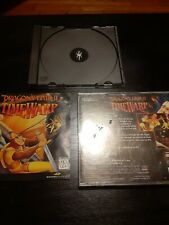 Dragon's Lair II 2 Time Warp Philips CDI CD-I  1994 case art manual only no game