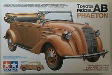 Tamiya 35338 1/35 Maßstab Toyota Modell AB Phaeton Modell Bausatz NIB