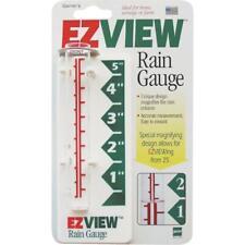 Ezview 5 In. Glass Rain Gauge 820-0188 - 1 Each