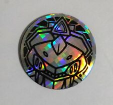 Silver Genesect Official Holo CoinPokemon Trading Card Game