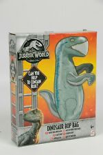 Jurassic World Dinosaur Bop Punching Bag Universal Studios nos NEW Sambro