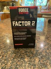 Force Factor -FACTOR 2 Next generation-  Nitric Oxide Booster