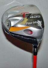 T7 435cc Titanium Golf Driver - 12 Degree w/ MCS70 Graphite Shaft and Headcover