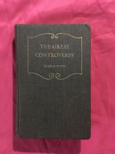 The Great Controversy Ellen G White - EGW - SDA - Seventh Day Adventist