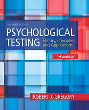 NEW Psychological Testing: History, Principles and Applications (7th Edition)