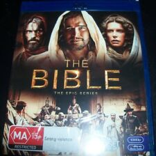 The Bible The Epic Series (Australia Region B) Bluray – New