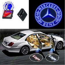 Courtesy Door Logo Step Mercedes Wireless Laser Light Benz For Projector 2x LED