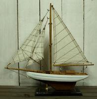 91,5 x 16 x 3 cm Holz Vintage-Style Angebot Maritime Deko Paddel braun ca