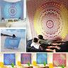 Colcha Chales Toalla de playa Indian Mandala tapiz Esterilla de yoga Manta fina