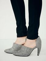 Free People + Jeffrey Campbell Evering Heel Size 6 MSRP: $130 New