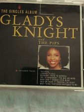 Gladys Knight And The Pips ‎– The Singles Album CD remastered
