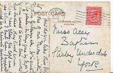 Genealogy Postcard - Family History - Acey - Kirby Underdale - York   A2382