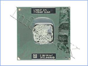 Acer Extensa 5230 Processore Intel 575 (1M Cache, 2.00 GHz, 667 MHz) SLB6M