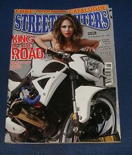 STREETFIGHTERS MAGAZINE MAY 2010 - KING OF THE ROAD SUPERCHARGED B-KING SPECIAL