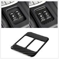 Carbon Fiber Interior Center Console Molding Trim Cover Fit Toyota 86 Subaru BRZ
