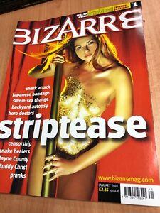 Bizarre Magazine #41 January 2001