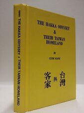 The Hakka Odyssey and Their Taiwan Homeland