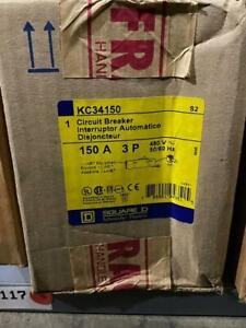 NEW KC34150 SQD Square D Circuit Breaker