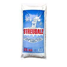 Streusalz 25 kg Straßensalz Auftausalz Tausalz Salz