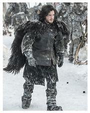 --GAME OF THRONES-- KIT HARINGTON (Jon Snow)- 8x10 Photo -(b)
