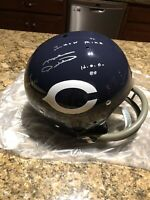 Mike Ditka Signed & Inscribed Bears Throwback TK Full Size Helmet PSA/DNA RARE