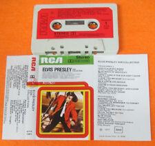 MC ELVIS PRESLEY SHOW Sun collection 1977 italy RCA HYK 1001 no cd lp vhs dvd