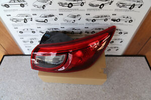 Mazda CX-3 Hatchback RH Tail Light Non LED Type
