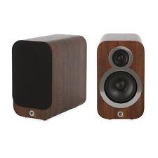 Q Acoustics 3010i Regallautsprecher Nussbaum (Paar)