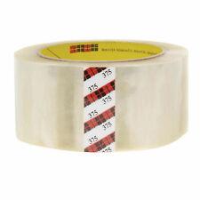 3m 375 31 Mil Carton Sealing Tape 2 X 55 Yds Clear Lot Of 36