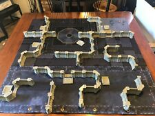 Warlayer Combat Zone Set, Warhammer 40K Terrain for Zone Mortalis Necromunda