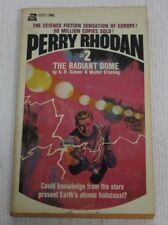 Perry Rhoda #2: The Radiant Dome by K. H. Scheer & Walter Ernsting 1969, Ace