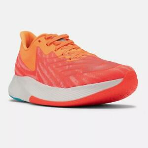 New Balance Women's FuelCell TC Running Shoes, Coral/Citrus