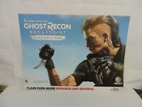 Ghost Recon Breakpoint GameStop Exclusive Promo Poster RARE DISPLAY GAME ROOM 2