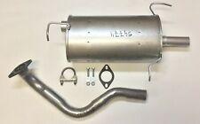 Fits 2007 2008 2009 2010 2011 2012 Nissan Sentra 2.0L Muffler 4 Cylinder