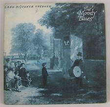 "The Moody Blues ""Long Distance Voyager"" LP"