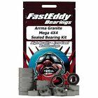 Sealed Bearing Kit Arrma Granite Mega 4X4 Fast Eddy TFE4549