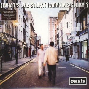 Oasis - (Whats the story) morning glory? (Vinyl 2LP - 1995 - UK - Reissue)