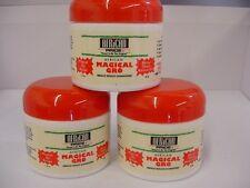New African Pride Original MAGICAL GRO Oil Recipe Lot of 3 Jars 1.75 oz Each