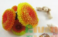 Aquarium Fish Tank Silicone Sea Anemone Artificial Coral Ornament SH314S