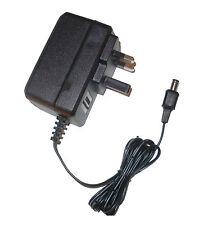 DIGITECH JAM MAN JAMMAN TWIN PEDAL POWER SUPPLY REPLACEMENT ADAPTER UK 9V AC