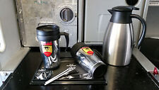 "Thermo Mug Becher Edelstahl m. Logo ""Republic of LAUDA AIR"" by Niki Lauda"