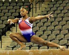 "Aly Raisman GK ELITE Gymnastics Leotard ""LOYALTY"" Patriotic USA Flag E2748  AXS"