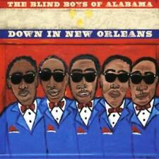 The Blind Boys of Alabama : Down in New Orleans CD (2008) ***NEW***