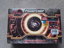 POWERCOOLER HD7870 * 2GB * PCI-E Graphics Card DVI x2 HDMI MINI-DP x2 OC EDITION