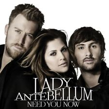 LADY ANTEBELLUM - Need You Now CD *NEW* 2010