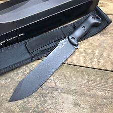 Ka-Bar Becker Combat Bowie 1095 Cro-Van Fixed Blade Survival Knife BK9 New!