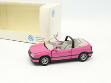 Schabak 1/43 - VW Golf 3 III Cabriolet Rose