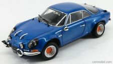 Kyosho 08485bl scala 1/18 renault alpine a110 1600s 1973 blue met