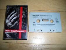 Manic Street Preachers - From Despair to Where - UK cassette tape single (1993)